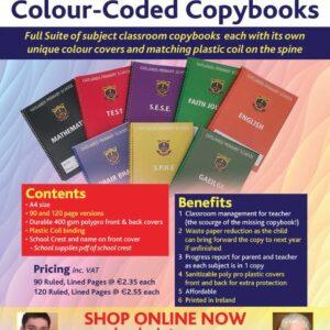 SCHOOL COPYBOOKS